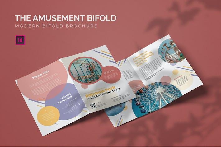 Amusement - Bifold Brochure