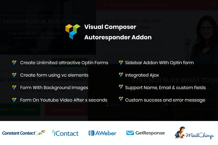 Thumbnail for Visual Composer Autoresponder Addon