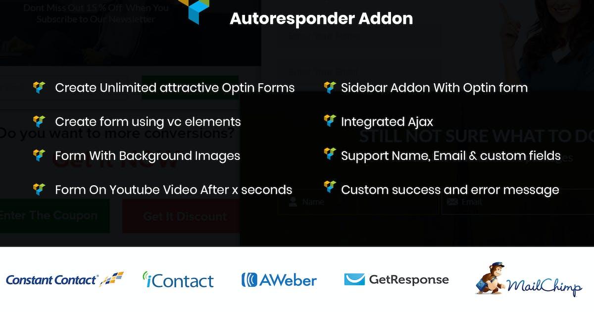 Download Visual Composer Autoresponder Addon by kamleshyadav