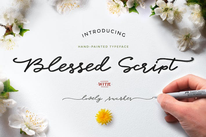 Thumbnail for Blessed Script