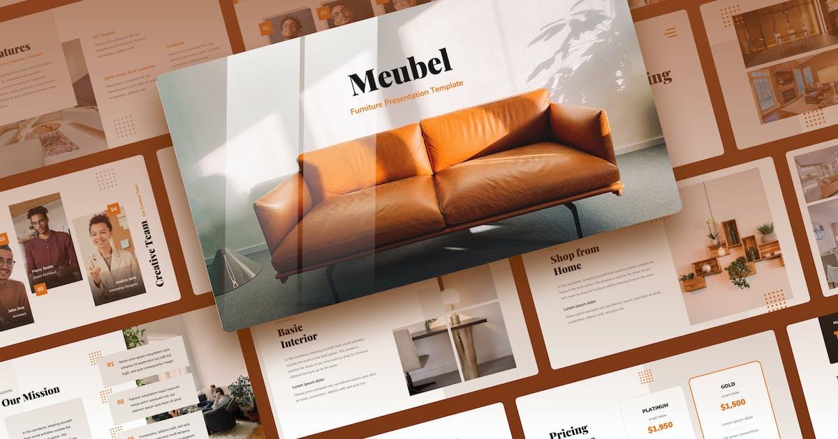 Download Meubel - Interior Design Keynote Presentation by mhudaaa