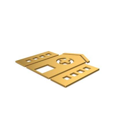 Gold Symbol Hospital