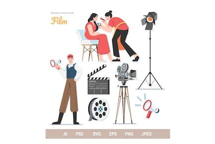 Film - Illustrations
