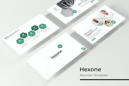 Hexone - Keynote Template