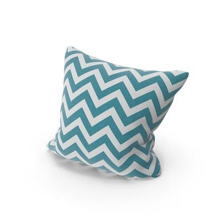 Синяя полоса бросить подушку