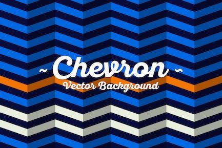 Chevron-Vektor Hintergrund
