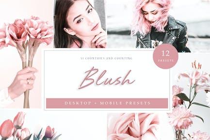 Lightroom Presets - Blush