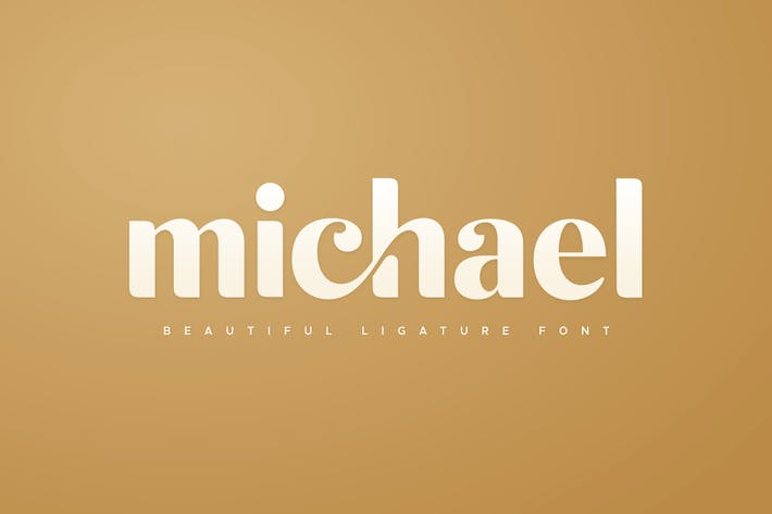 Thumbnail for michael - hermosa fuente de ligadura