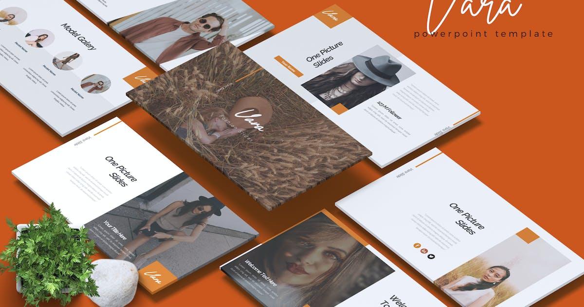 Download VARA - Fashion Powerpoint Template by RahardiCreative