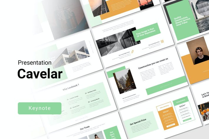 Thumbnail for Cavelar Keynote