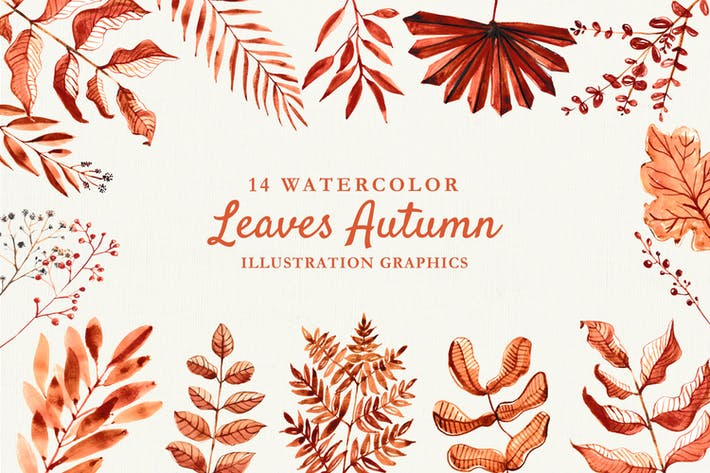 Thumbnail for Herbst Aquarell