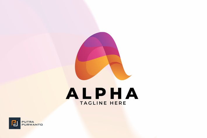 Thumbnail for Alpha - Logo Template