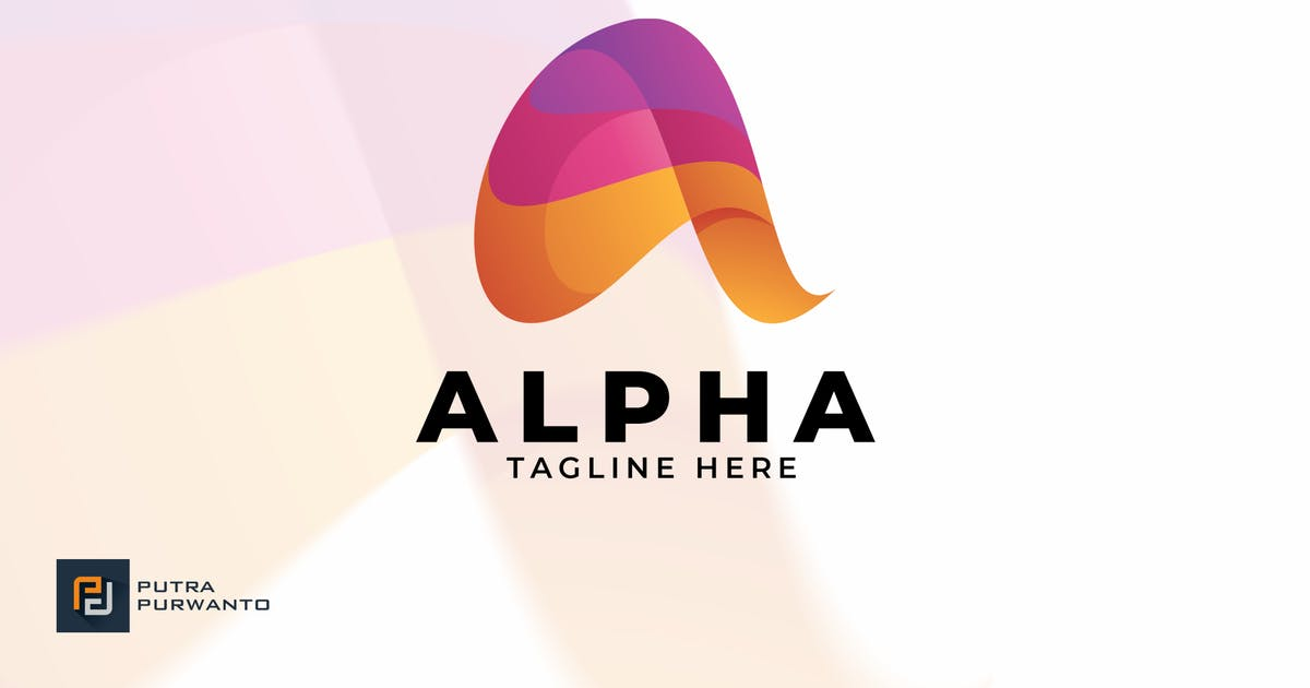Download Alpha - Logo Template by putra_purwanto