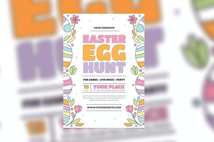 Thumbnail for Doodle Easter Egg Hunts