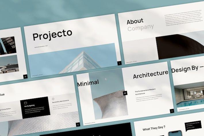 Projecto Google Slides