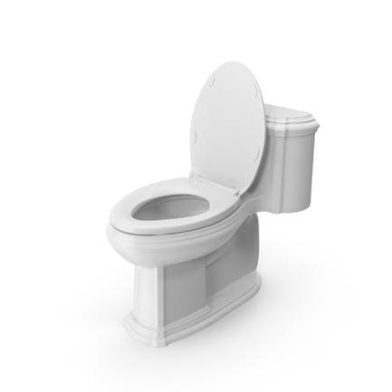 Classical Toilet