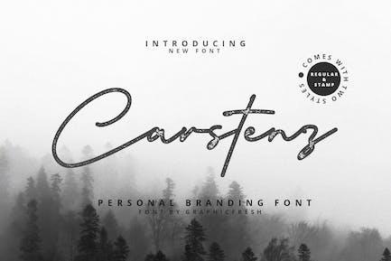 Carstenz Type Vintage