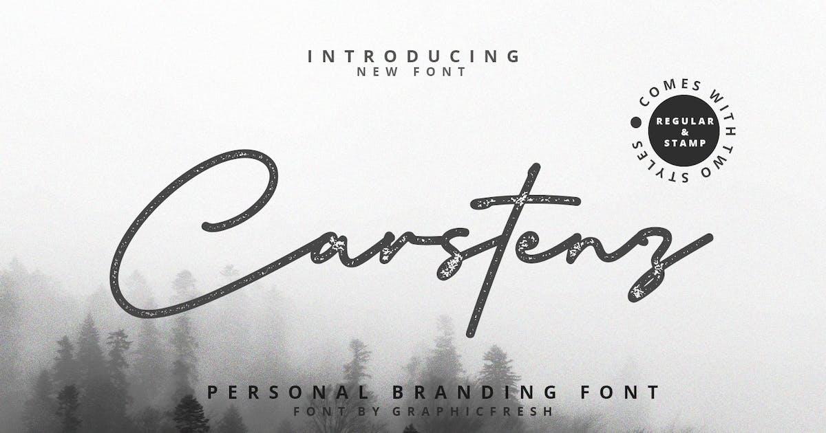 Download Carstenz Vintage Type by sameehmedia