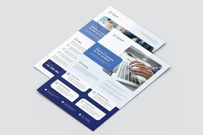 Flyer — IT Services