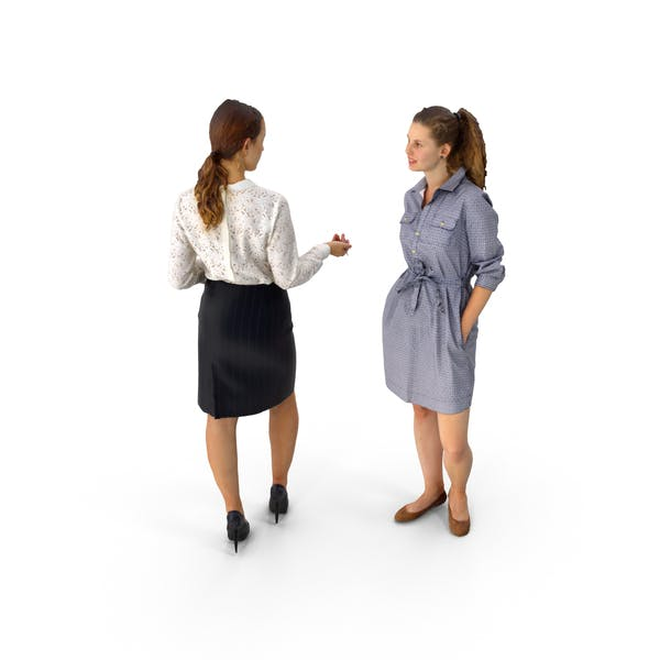 Cover Image for Business Women Talking