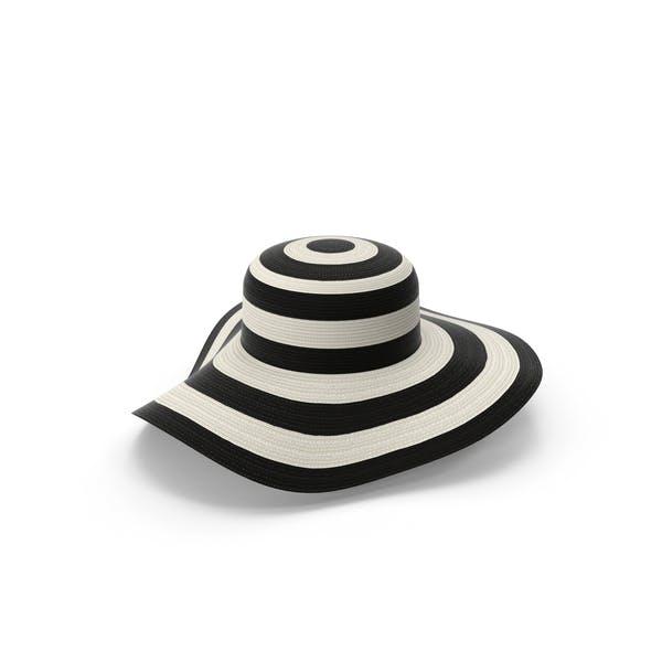 Ladies Wide Brimmed Sun Hat