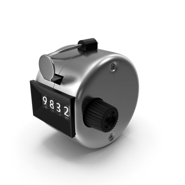 Mechanical Handheld Tally Counter