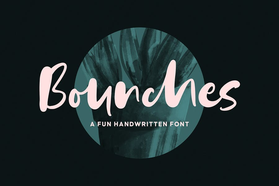 Bounches Font