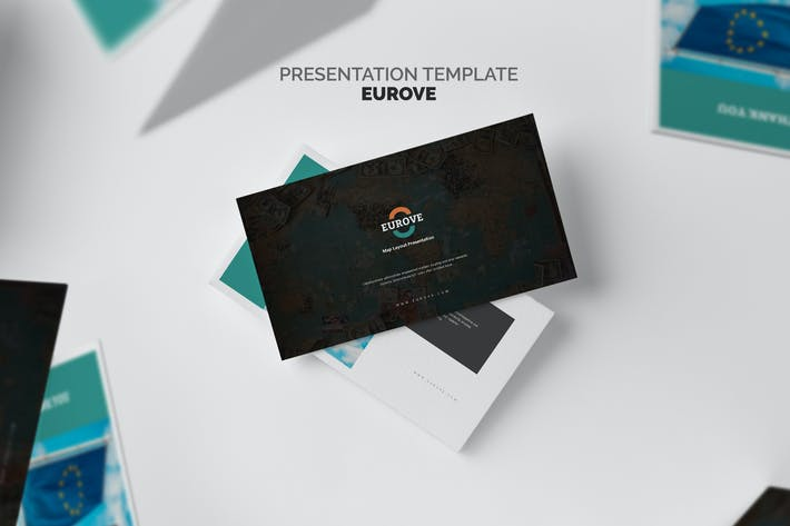 Thumbnail for Eurove : Europe Region Vector Map Keynote