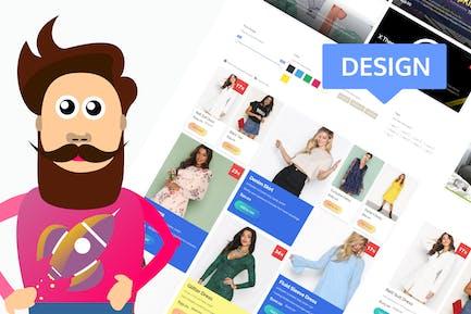 Product Designer for WooCommerce