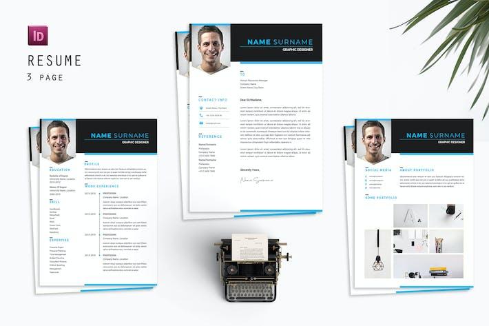 Thumbnail for Concepteur de CV graphique