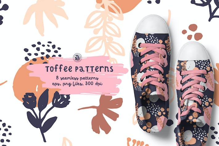 Cover Image For Toffee Patterns