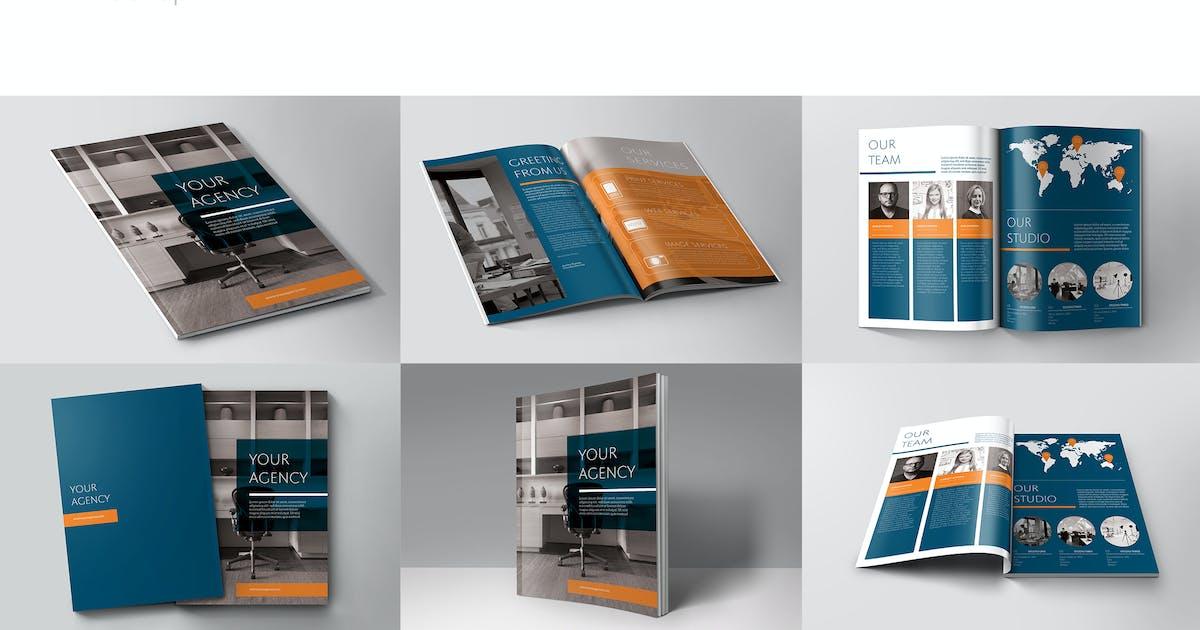 Download Brochure Mockup by aarleykaiven