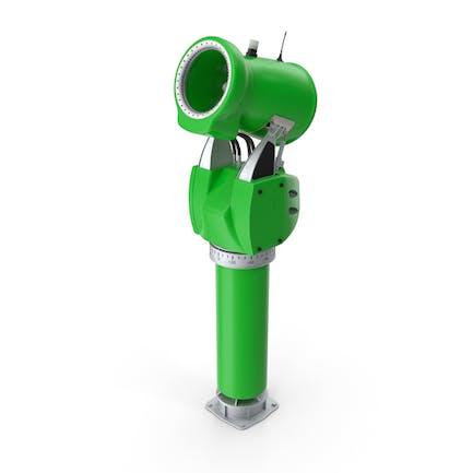 Green Snow Gun