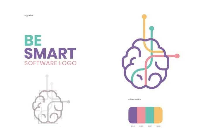 Thumbnail for Be Smart Logo