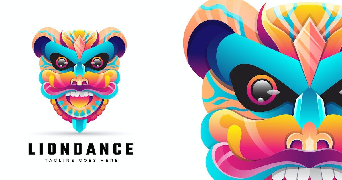 Download Lion Dance Logo Tempalte by jeckishit