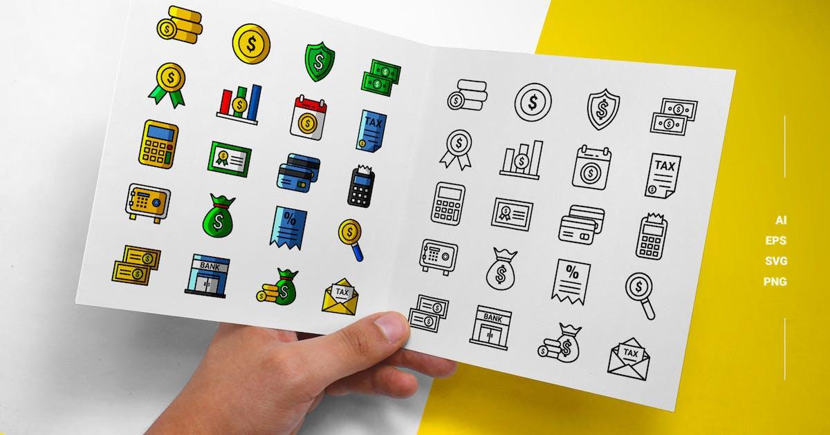 Download Banking - Icons by esensifiksi