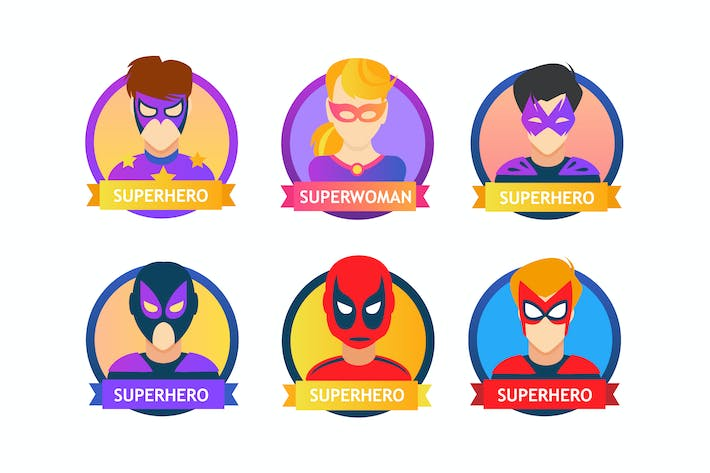Cover Image For Badges Heroic