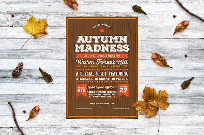 Thumbnail for Autumn Madness