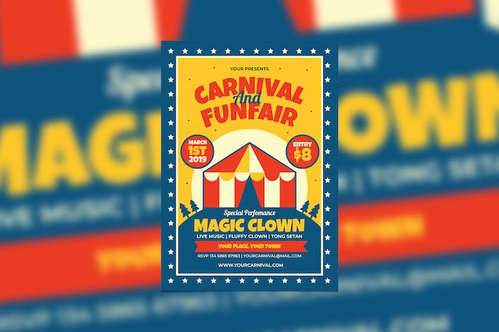 Thumbnail for Carnival And Funfair Party
