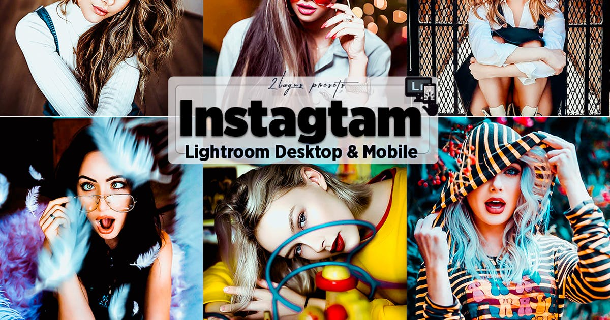 Download Instagram Lightroom Presets Mobile and PC by 2lagus
