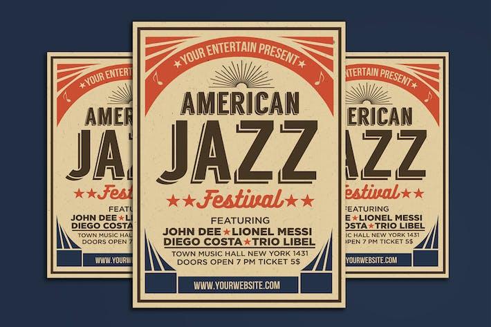 Thumbnail for American Jazz Festival