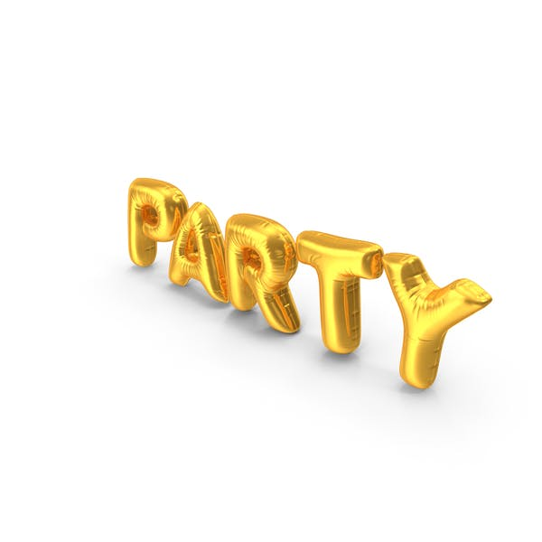 Cover Image for Party Balloons