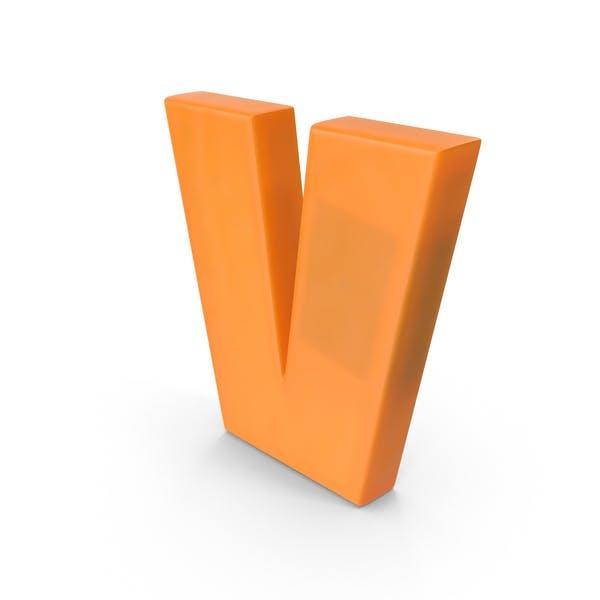Thumbnail for Letter V Fridge Magnets