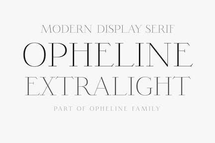 Opheline ExtraLight