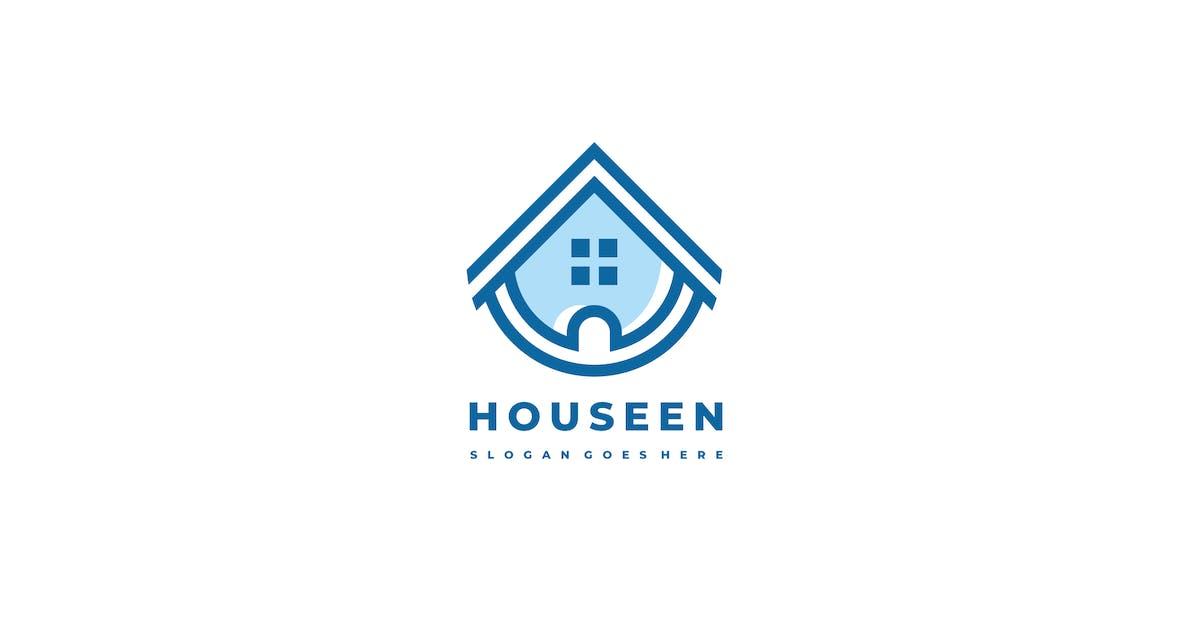 Download House Logo by 3ab2ou