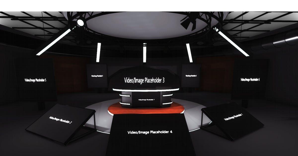 Download Virtual Studio by VFX_Animation