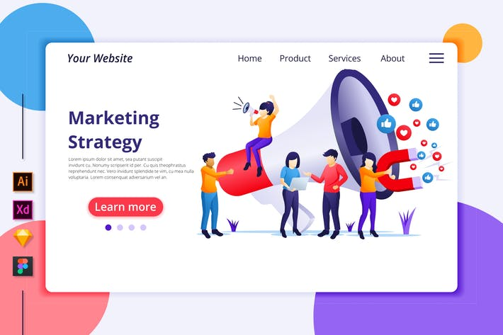 Thumbnail for Illustration marketing - Agnytemp