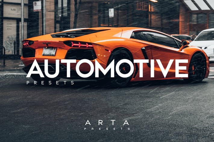 Thumbnail for ARTA Automotive Presets For Mobile and Desktop