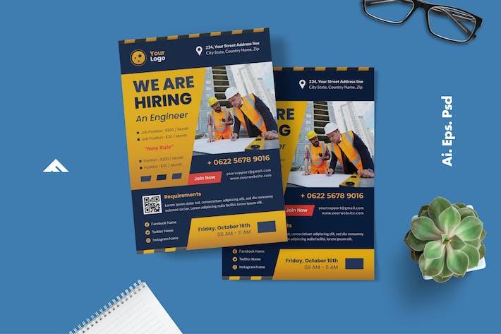 Engineer Job Vacancy