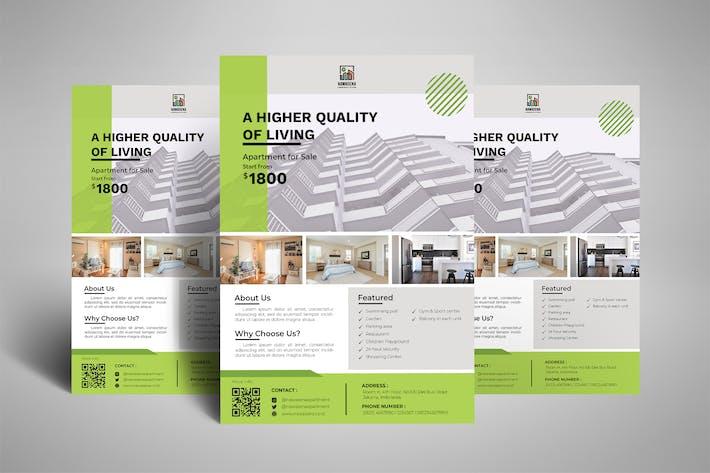 Thumbnail for Appartement - Affidépliant d'investissement immobilier